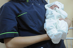 Из больницы Иркутска похищен младенец