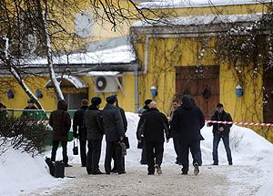 В Москве убит Дед Хасан