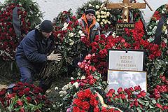 Деда Хасана похоронили на Хованском