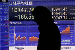 Япония начнет мировую валютную войну