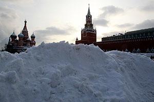 Снег из Москвы вывезут в два дня