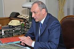 Главу Дагестана отправили на повышение
