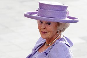 Королева Нидерландов станет принцессой