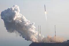 Южная Корея запустила ракету