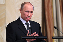 Путин поговорил с ФСБ