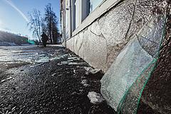 На Урале ищут осколки метеорита