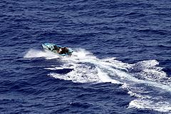 Российский моряк попал в плен