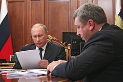 Путин дал правительству неделю