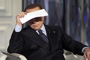 Новое дело в коллекцию Берлускони