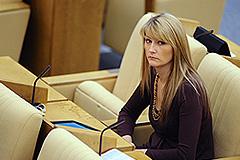 Светлана Журова возвращается в Госдуму