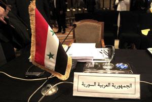ЛАГ предложила место сирийской оппозиции