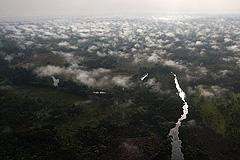 В Конго пропал вертолет Ми-8