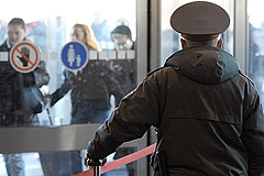 Дебошир с самолета задержан