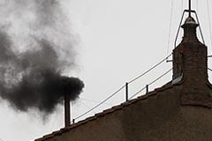 Опять черный дым