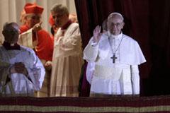Первый папа из Нового Света
