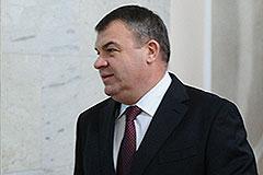 Сердюков дал новые показания