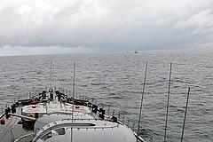 Корабли ВМФ разместят в Средиземном море