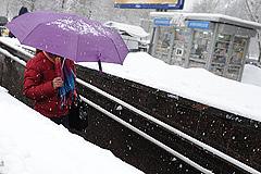 Зима в Москве побила рекорд по снегу