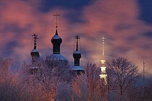 Москвичей ждет мороз