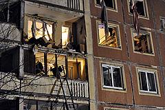 В Петербурге выясняют причины взрыва в доме
