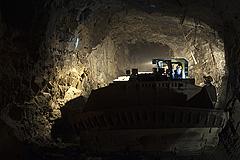 На шахте нашли последнего горняка