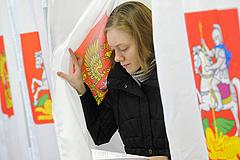 В Жуковском выбирают мэра