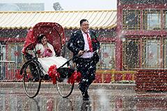 Дефицит женщин довел Китай до профицита