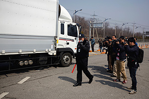 Корейский кризис дошел до рабочих