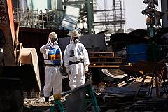 "На ""Фукусиме"" произошла утечка воды"