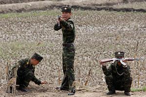 Пхеньян играется с ракетами