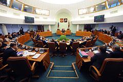 В Мосгордуме отчитались о доходах