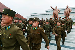 КНДР: угрозы за провокации