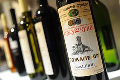 Грузинское вино хочет в Россию