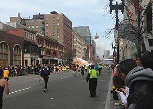 Двойной теракт в Бостоне