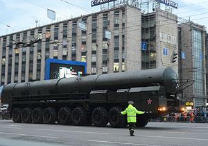 Москва готовится к параду Победы