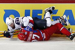 Хоккеисты обыграли американцев