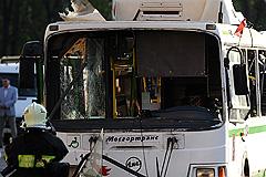 В Москве пока запретили автобусы на газе