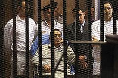 Суд над Мубараком перенесли