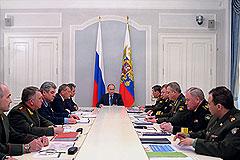 Путин подвел итоги военных учений