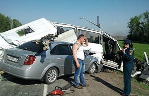 ДТП в Пензенской области