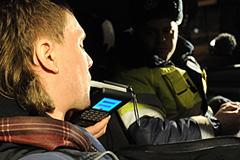 Строгость наказания не влияет на пьяниц за рулем