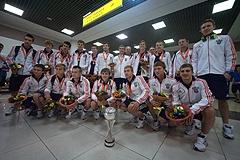 Юношеская сборная выиграла чемпионат Европы