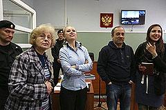 Суд отказал Алехиной в УДО