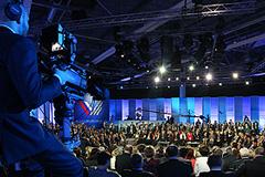 Народный фронт изберет штаб и исполком