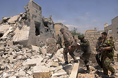 ЕС снял оружейное эмбарго для Сирии