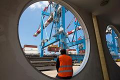 Мировая торговля после кризиса идет вяло