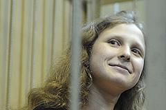 Алехина прекратила голодовку