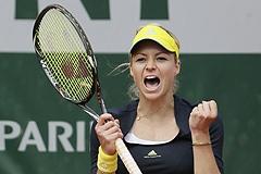 Три россиянки в четвертьфинале Roland Garros
