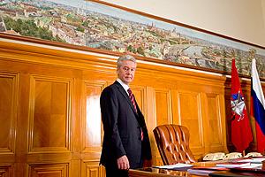 Собянин просит о досрочных выборах мэра