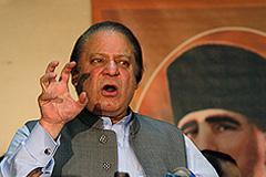 Наваз Шариф стал премьером Пакистана